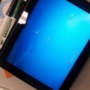 start pracy tabletu