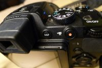 aparat fotograficzny typu lustrzanka